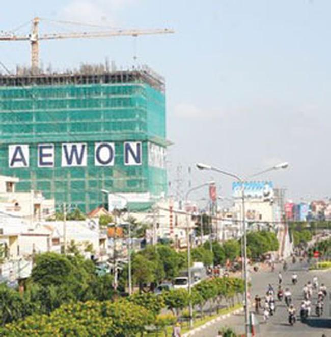 Đầu tư căn hộ dịch vụ lãi bằng xây văn phòng cho thuê