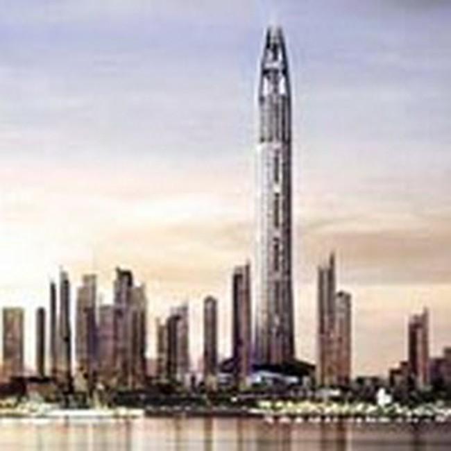 Nakheel -Dubai World lên kế hoạch xây tòa tháp cao 1 km