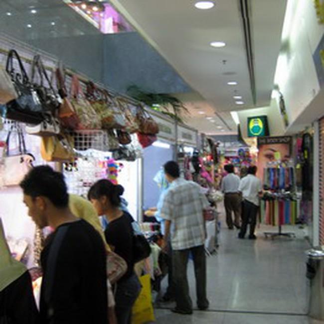 Siêu thị kết hợp chợ, trung tâm thương mại