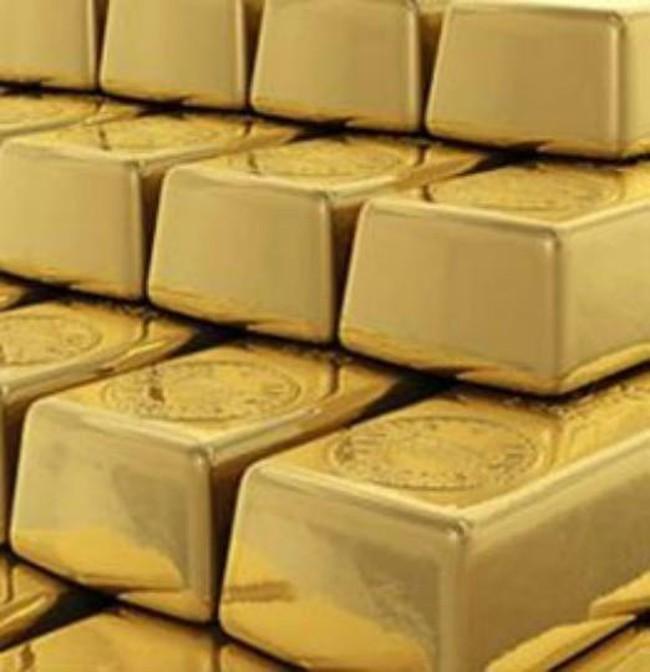 Giá vàng tăng mạnh nhất trong 2 tuần