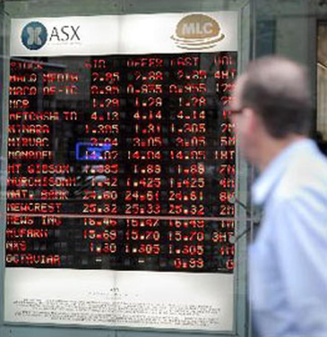 Dow Jones mất mốc 10.000 điểm