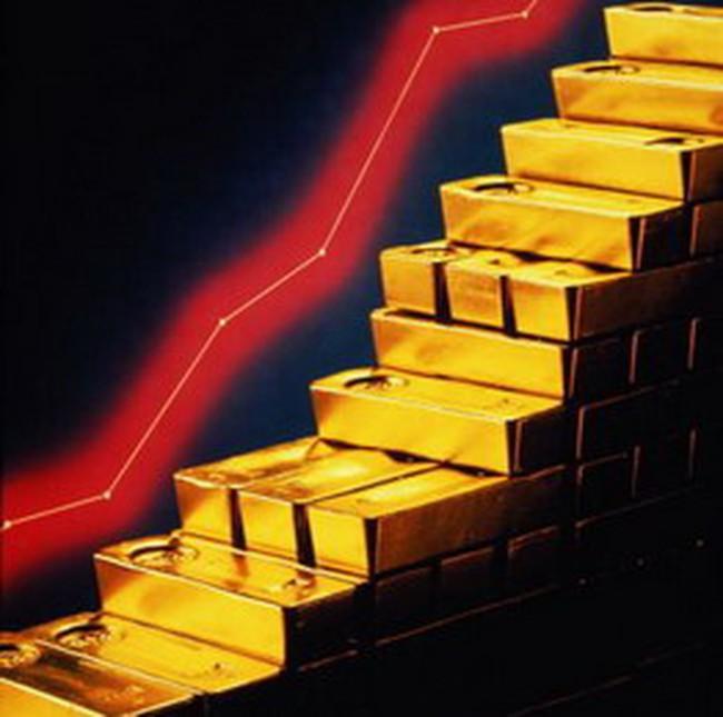 Giá vàng đột ngột tăng thêm 200.000 đồng/lượng vào cuối giờ chiều