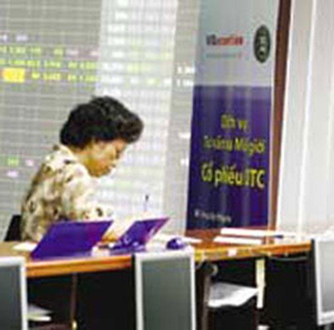 Thị trường OTC: Ngưng đọng