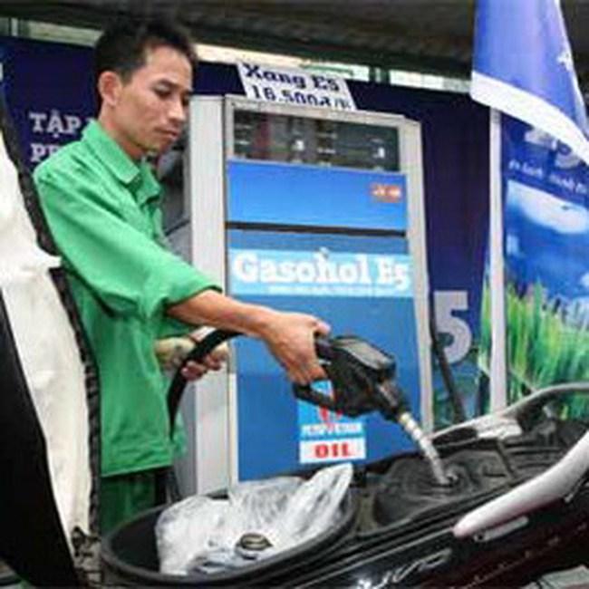 Đề nghị mở rộng đối tượng thử nghiệm xăng ethanol E5