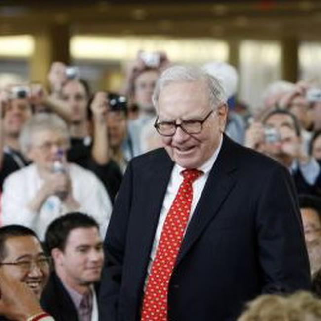 8 điều ít biết về tỷ phú Warren Buffet