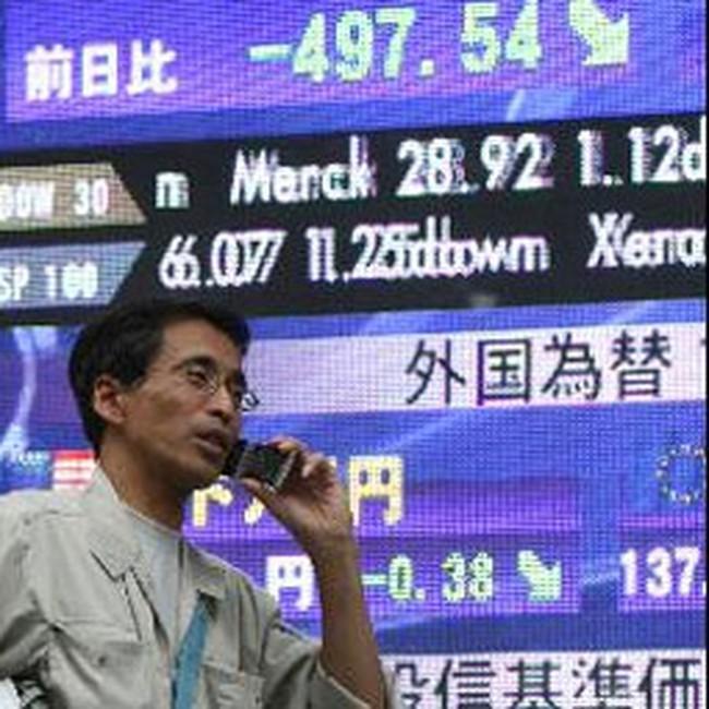 FED giúp thị trường chứng khoán châu Á hồi phục