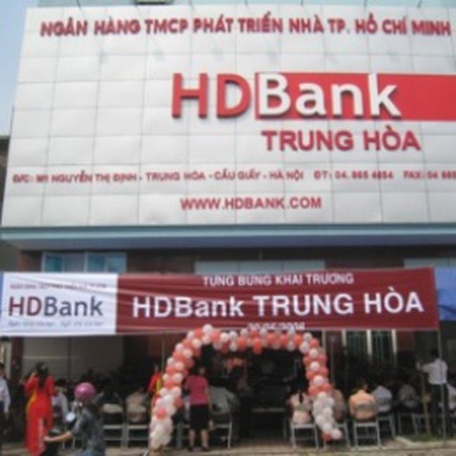 HDBank: Phát hành 55 triệu CP tăng vốn lên hơn 1.500 tỷ đồng