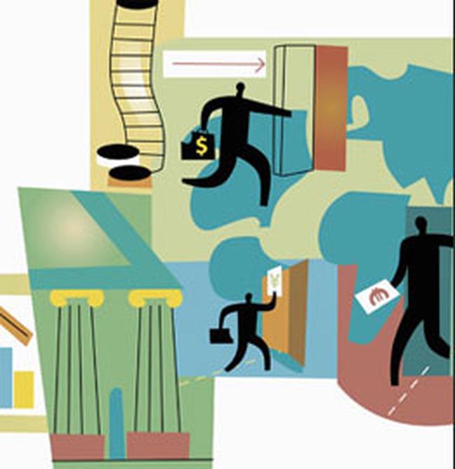 Tái cơ cấu ngân hàng: đối mặt với nhiều thách thức