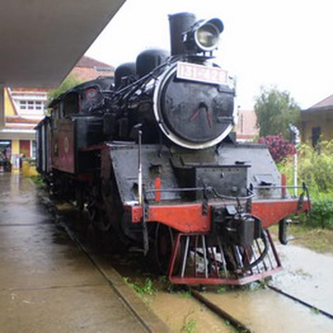 Việt Nam sẽ xuất khẩu đầu máy xe lửa