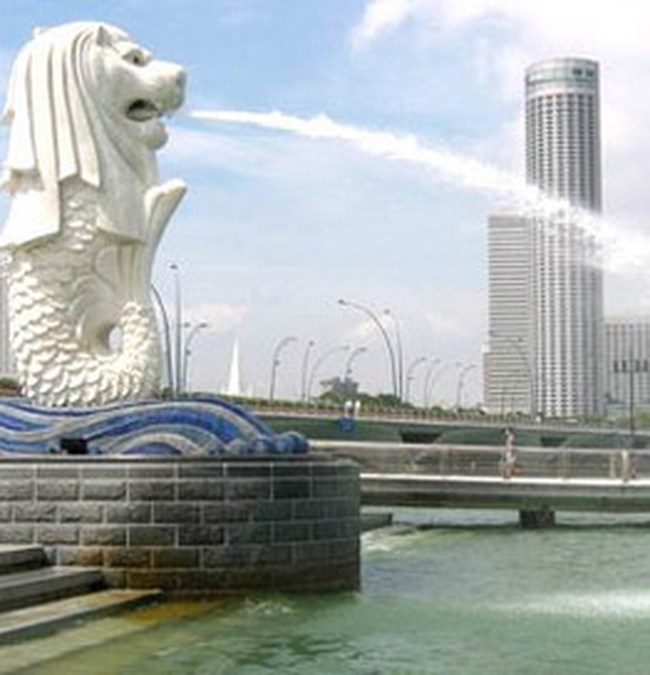 Singapore: nền kinh tế đầu tiên của Châu Á rơi vào suy thoái
