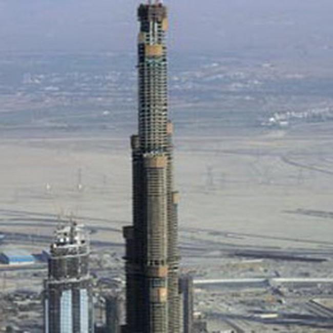 Hoàng tử Ả Rập Xê Út xây tòa nhà cao nhất thế giới