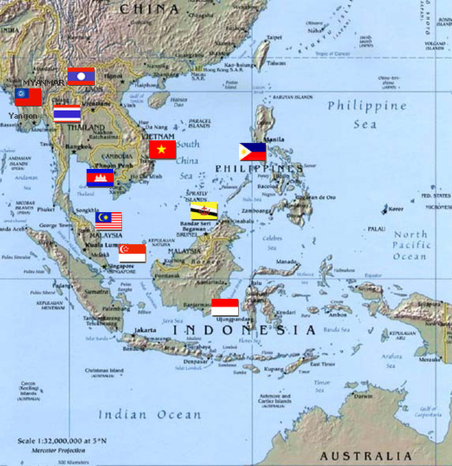 Đông Nam Á sẽ có quỹ chung chống khủng hoảng tài chính