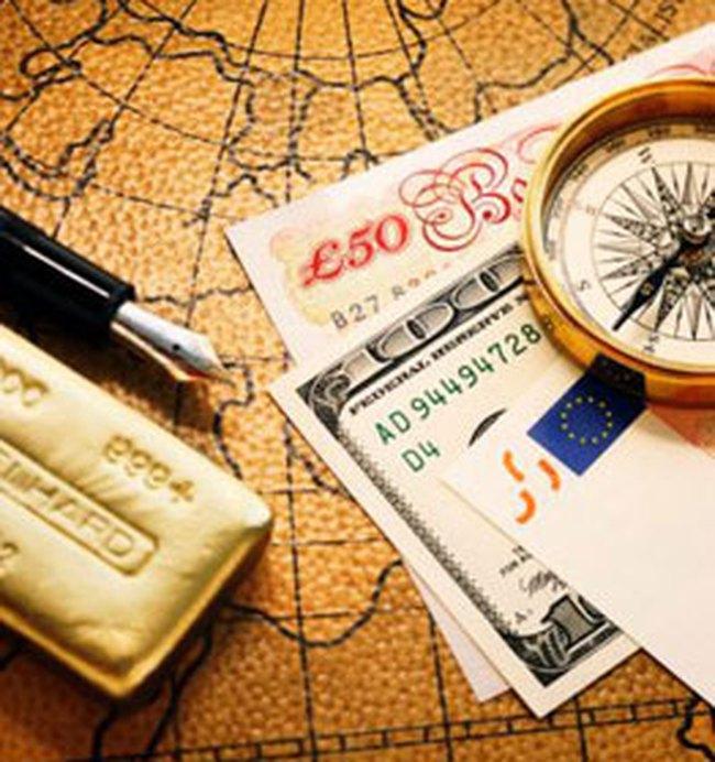 Giá vàng liên tục biến động, giá dầu xuống gần 70USD/thùng