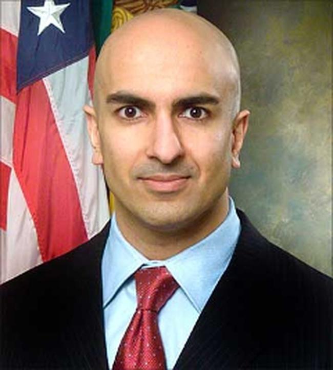 Neel Kashkari - người nắm kế hoạch giải cứu ngành tài chính Mỹ