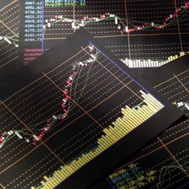 Cổ phiếu thanh khoản vẫn giữ giá
