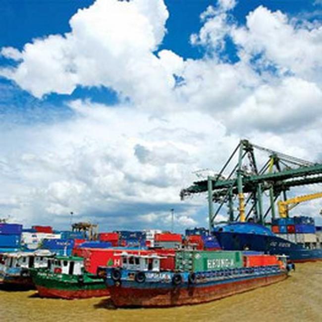 Giá vận tải biển đang giảm mạnh