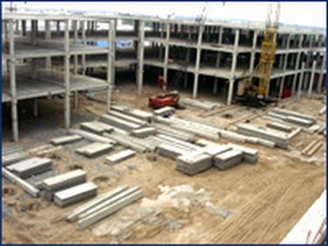 XMC: Ký hợp đồng thi công nhà chung cư 17 tầng
