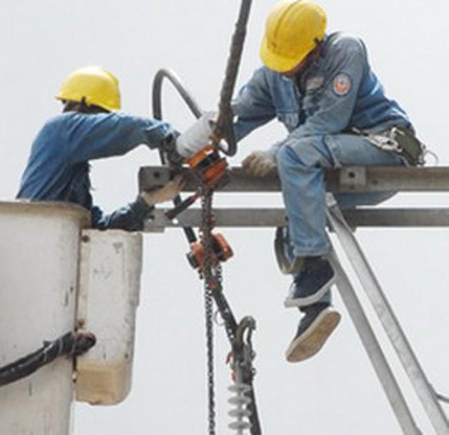 EVN đề xuất: Từ 2009, lạm phát trên 5% sẽ điều chỉnh giá điện