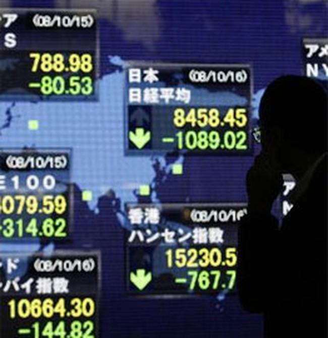 Thị trường Mỹ ảm đạm vì lợi nhuận của doanh nghiệp