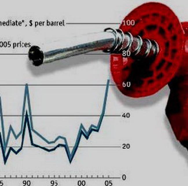 Giá dầu bỏ xa mốc 70USD/thùng, thấp nhất trong 16 tháng