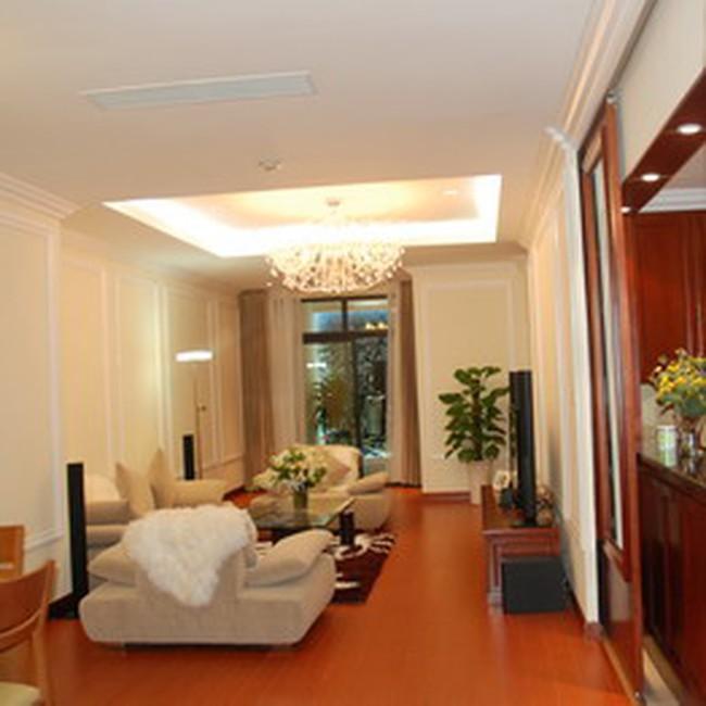 Giới thiệu căn hộ mẫu Vincom Park Place