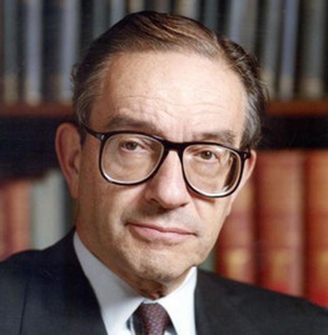 """Alan Greenspan : """"Khủng hoảng vượt quá tưởng tượng của tôi"""""""