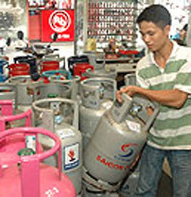 Giá gas sẽ giảm còn 200.000 đồng/bình