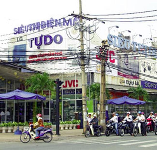 Mặt bằng bán lẻ Việt Nam hấp dẫn nhà đầu tư