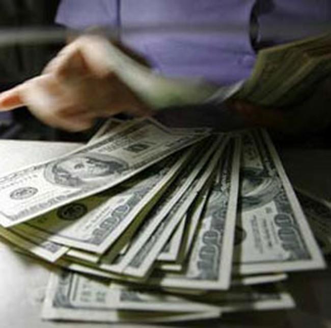 Tiền tỷ mất theo biến động tỷ giá