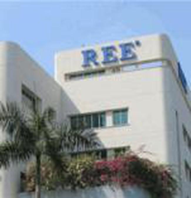 REE: quý đầu tiên có lãi với gần 14 tỷ đồng