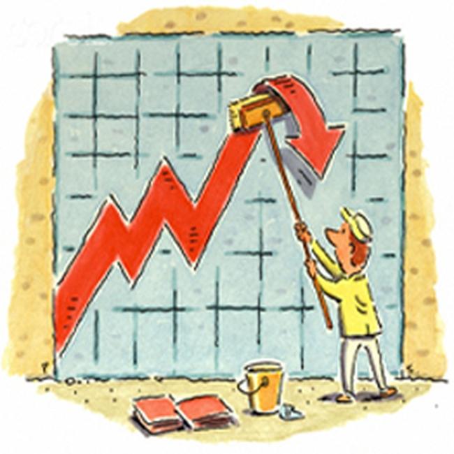Giá cổ phiếu phân hóa theo triển vọng lợi nhuận
