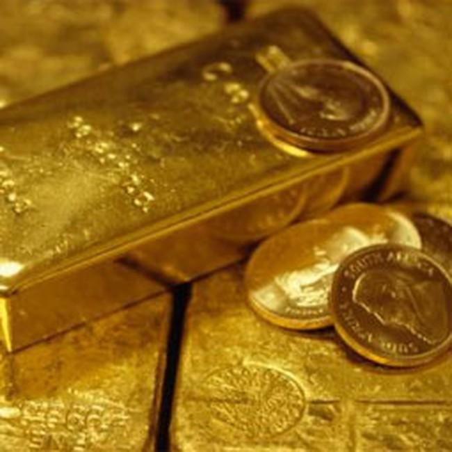 Vàng giảm giá 150.000 đồng/lượng