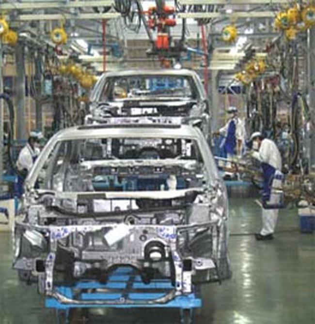 Lao động trong ngành ôtô mất việc làm