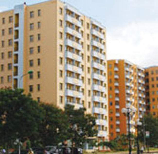 Thị trường nhà cho thuê sôi động