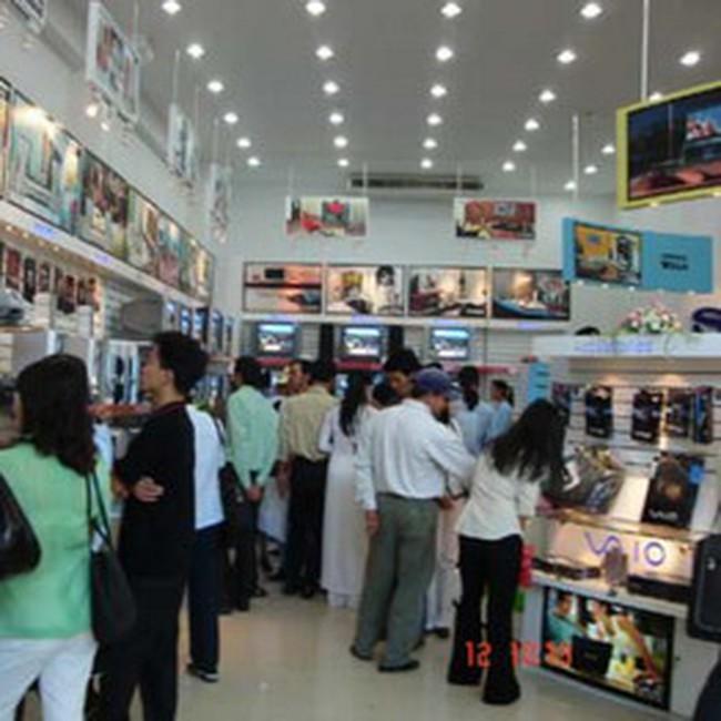 Kênh phân phối siêu thị tăng trưởng nhanh