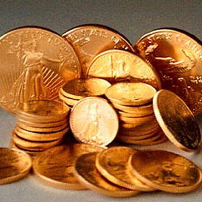 Giá vàng tăng lên mức 16,84 triệu đồng/lượng