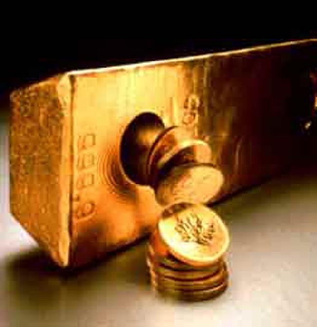 Giá vàng lại giảm 230.000 đồng/lượng