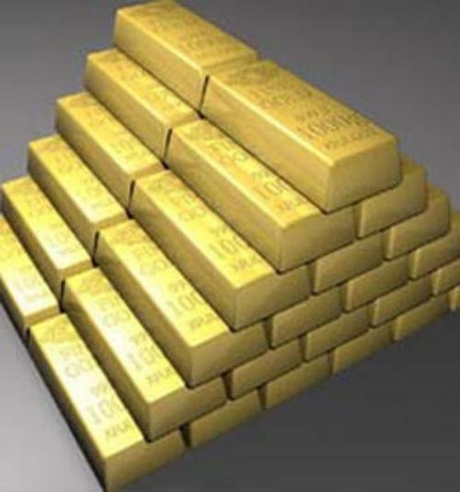 Mở mắt ra thấy giá vàng tăng