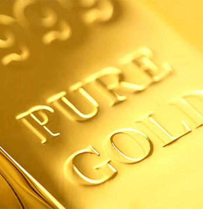 Năm 2008: giá vàng tăng 5,5%