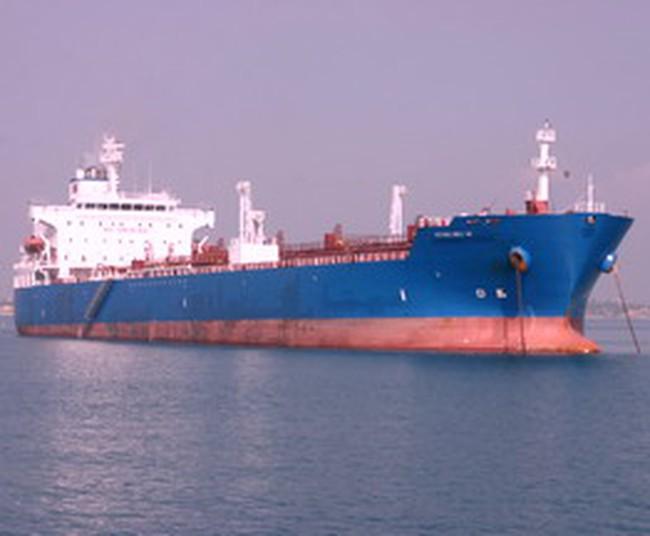 VTO: Tiếp nhận tàu chở dầu hiện đại và lớn nhất Việt Nam