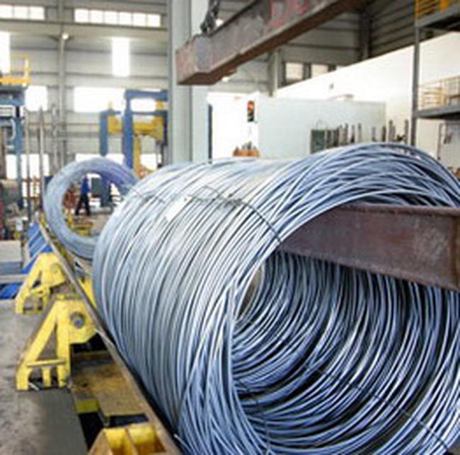 SMC: Ký hợp đồng cung cấp thép hơn 122 tỷ đồng