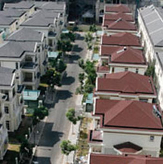 Bất động sản: Giá vào vùng đáy