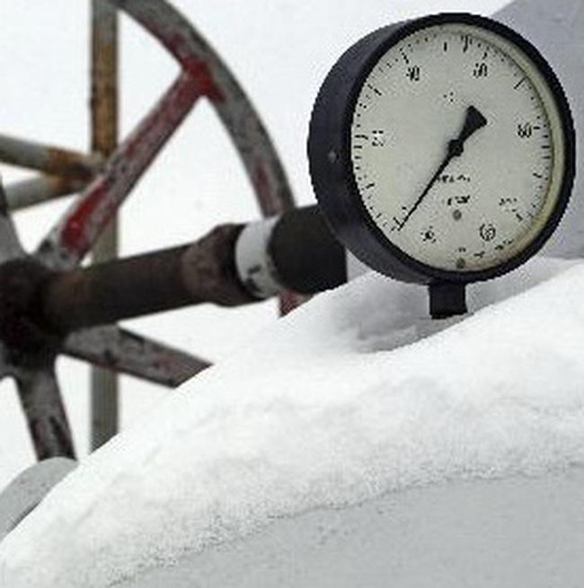 Nguồn cung khí đốt đến 6 nước châu Âu ngừng lại do bất đồng Nga - Ukraina