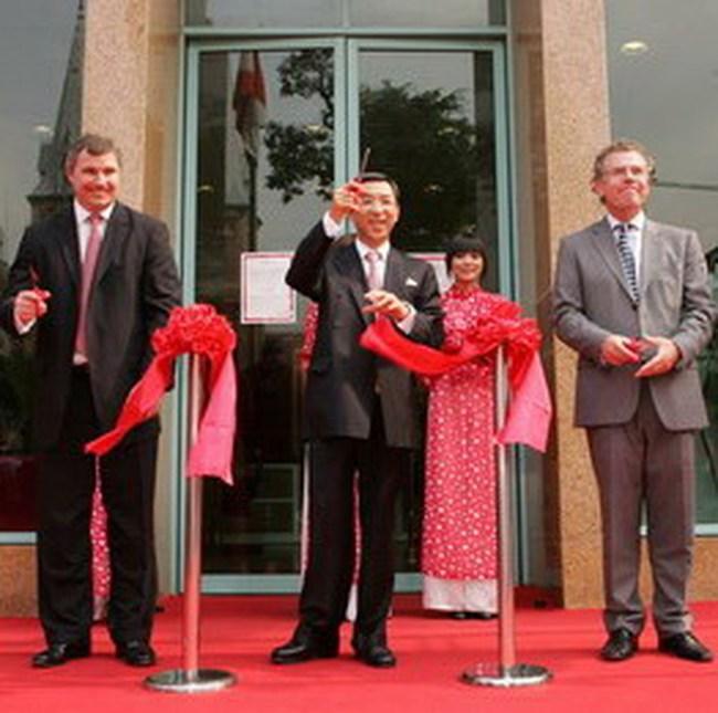 HSBC: Ngân hàng 100% vốn tại Việt Nam chính thức hoạt động