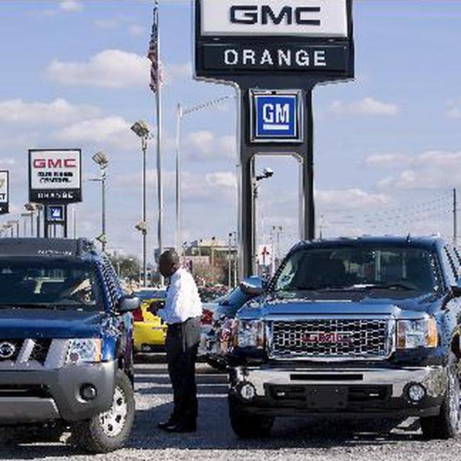 Năm 2008, doanh số ngành ô tô Mỹ thấp nhất trong 16 năm