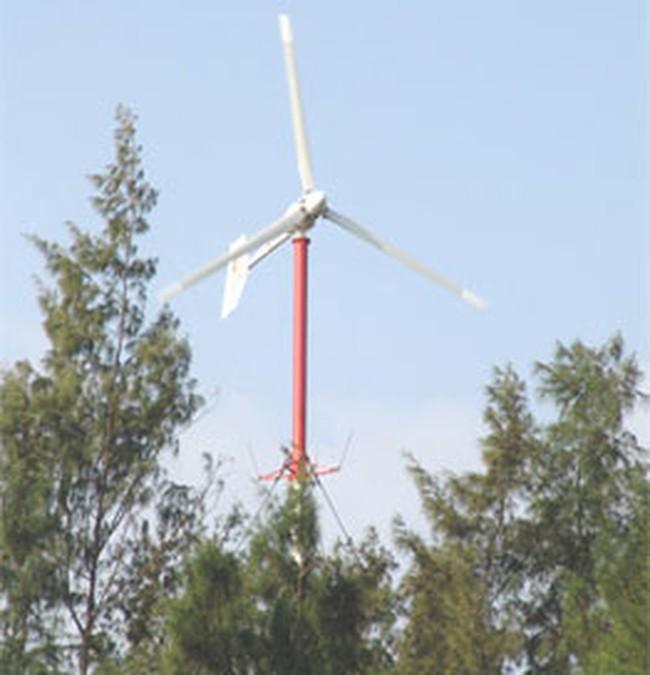 Chi 2.500 tỷ đồng cho 8 huyện đảo đầu tư lưới điện
