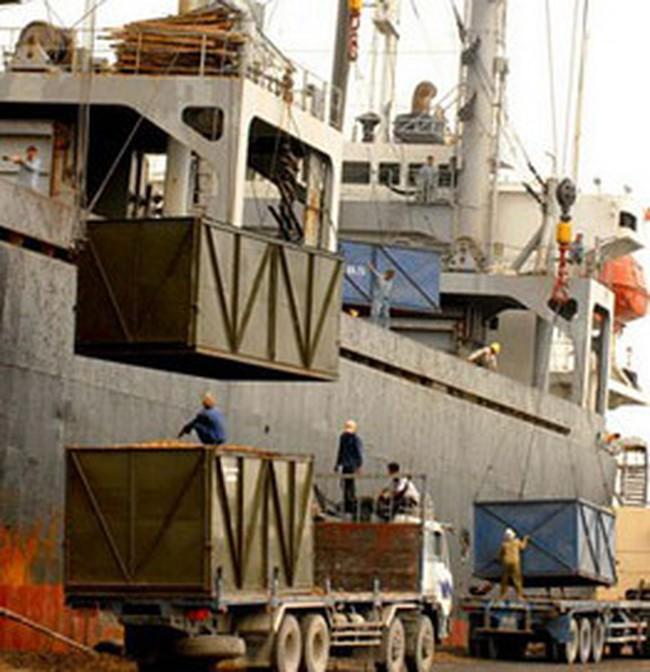 Tổng quan tình hình xuất nhập khẩu hàng hóa năm 2008