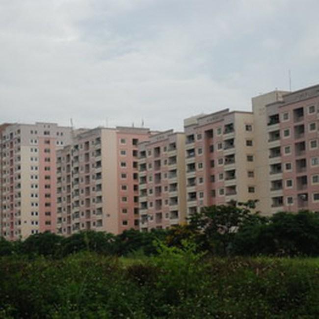Đấu thầu dự án chung cư B2 đường Nguyễn Văn Trỗi, Biên Hòa, Đồng Nai