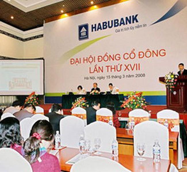 Habubank năm 2008 lãi 525 tỷ đồng