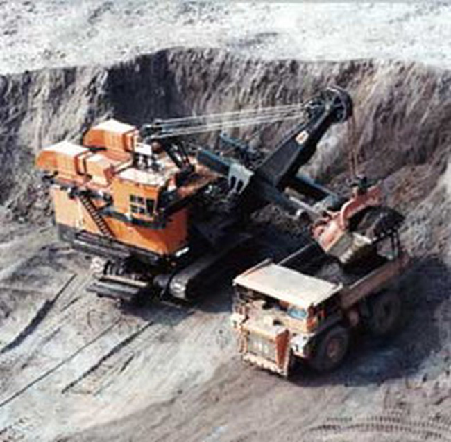 Không được xuất khẩu quặng magnezit thô